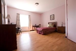 chambre résidence pour personne âgée