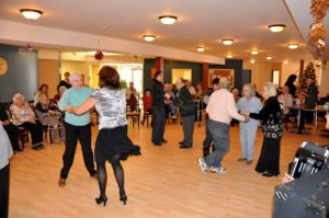 montreal retirement living for senior dancing
